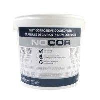nocor niet corrosieve dooikorrels emmer 10kg