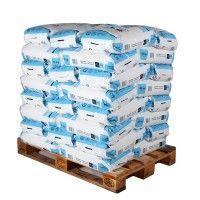 Pallet Zoutkristallen 40 zakken 25 kg