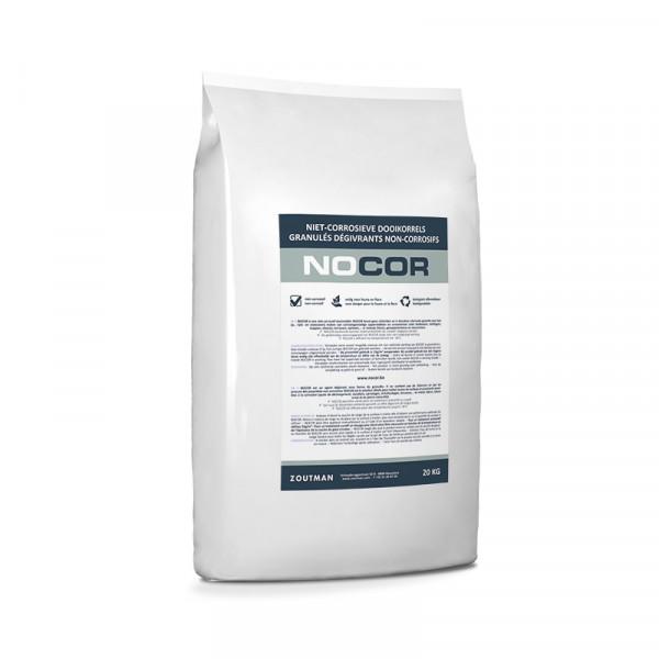 Niet-corrosief dooimiddel 'NOCOR'
