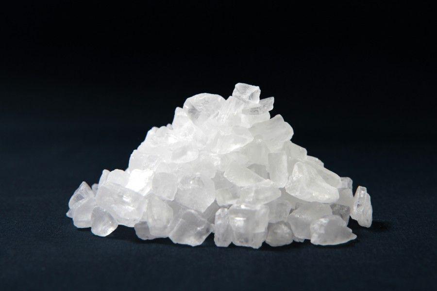 Zoutkristallen 'SOFT-SEL CRYSTALS'