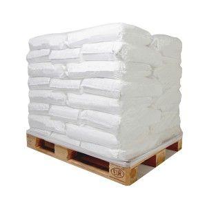 Pallet Calciumchloride 40 zakken