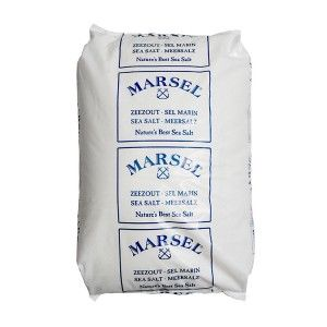 Middelgrof zeezout zak 25 kg